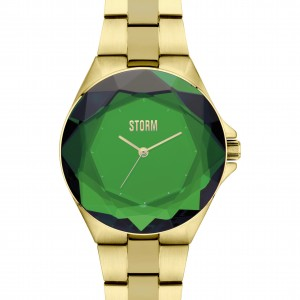 Storm Watch Crystana Gold & Green