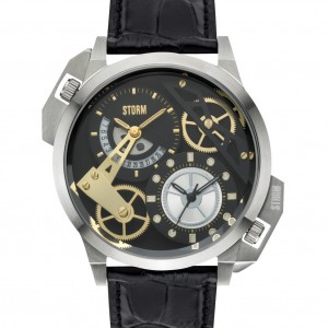 Storm Watch Dualon Black Leather