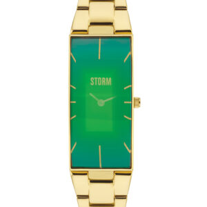 Storm Ixia Watch Gold and Green