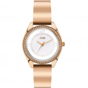Storm Watch Mini Pizaz Rose Gold