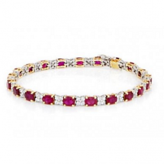 Ruby_Diamond_Bracelet