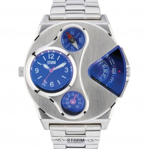 Storm Watch V2 Navigator Lazer Blue