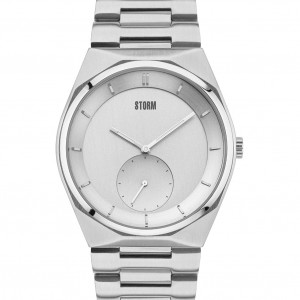 Storm Voltor Watch Silver