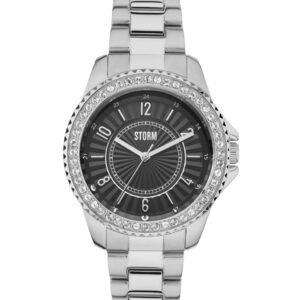 Storm Watch Zirona Crystal Silver