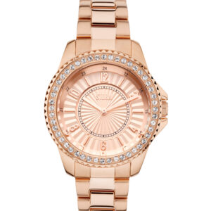 Storm Watch Zirona Crystal Rose Gold