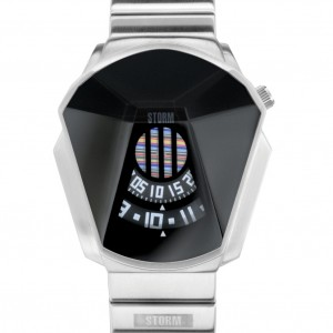 Storm Watch Darth Black