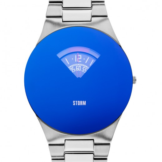 Storm Watch Oblex Lazer Blue