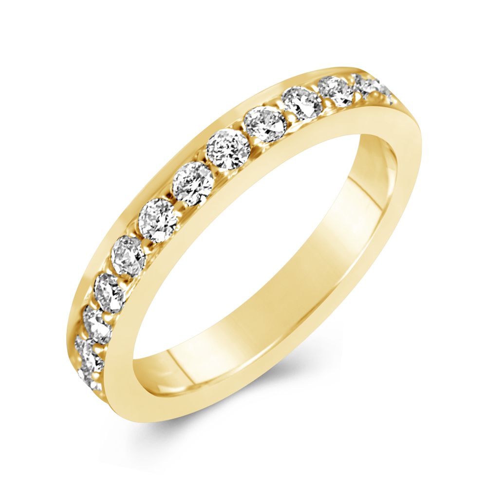 Diamond Rings Hatton Garden Jewellers