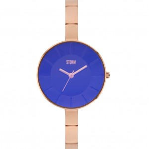 Storm Watch Azeerer Rose Gold Blue