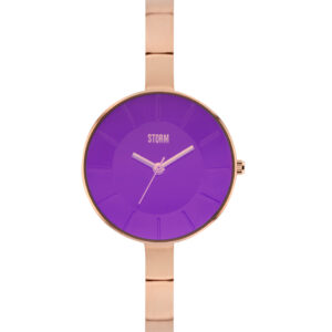 Storm Watch Azeerer Rose Gold Lavender