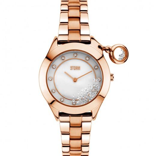 Storm Watch Sparkelli Rose Gold